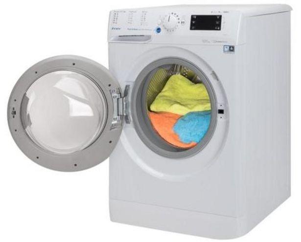 Oferta de Máquina Lavar Roupa Indesit BWE 91284X-WSSS 9Kg 1200RPM Classe A+++ por 439€