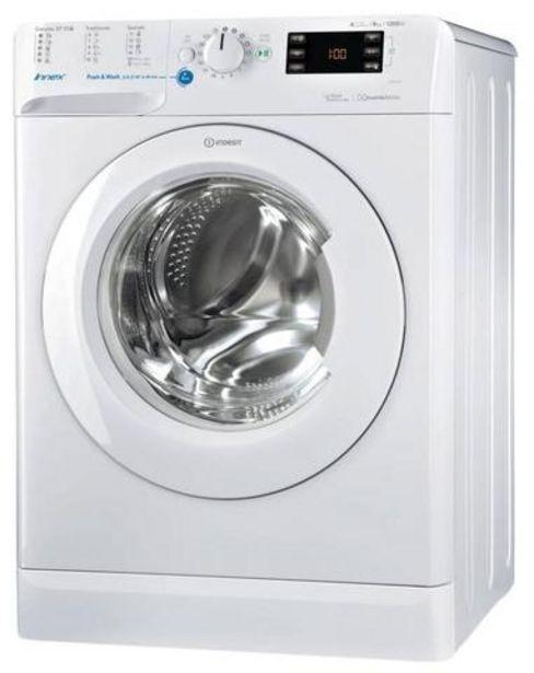 Oferta de Máquina Lavar Roupa Indesit BWE 81284X 8Kg 1200RPM Classe A+++ por 354€