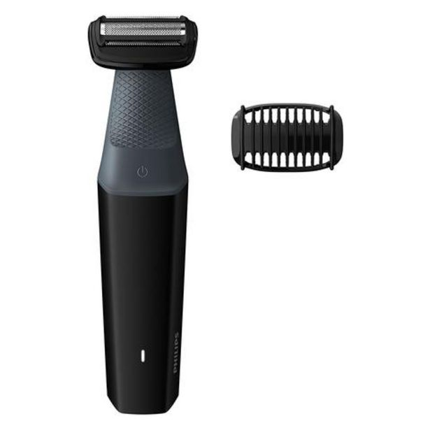 Oferta de Body Groomer Philips BG3010/15 por 29,99€
