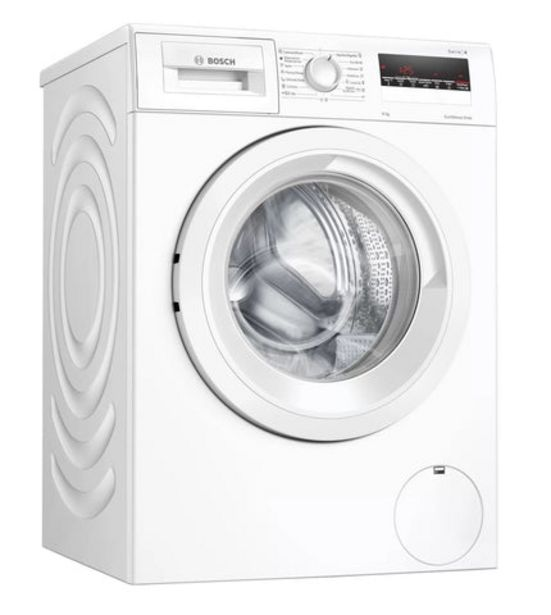 Oferta de Máquina Lavar Roupa Bosch WAN28280ES 8Kg 1400RPM A+++ por 449€