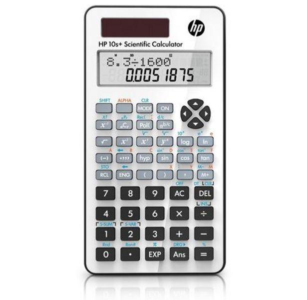 Oferta de Calculadora Científica HP 10S+ por 12,99€