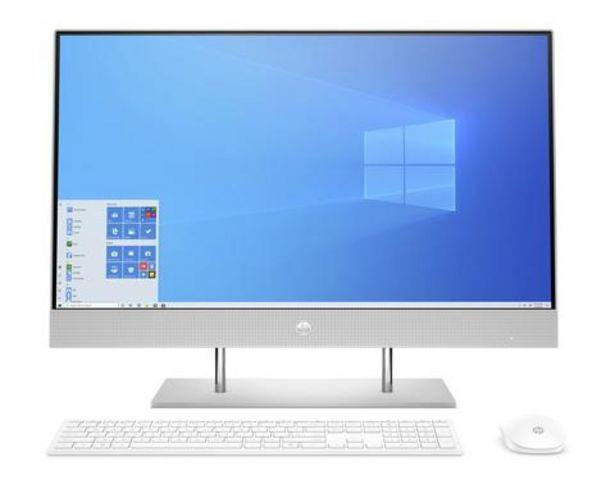 """Oferta de All-in-One HP 27-dp0001np AMD R5 27"""" 8GB RAM 512GB SSD por 699€"""