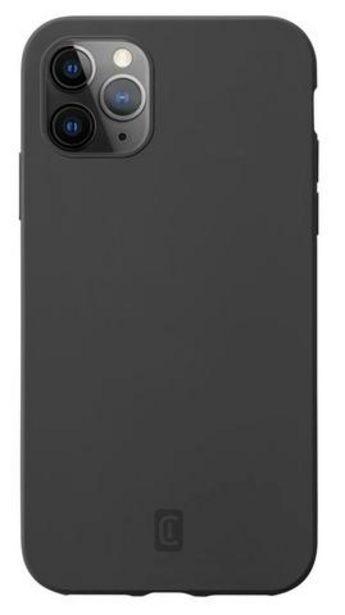 Oferta de Capa Cellularline iPhone 12 Pro Max Sensation Preto por 22,95€