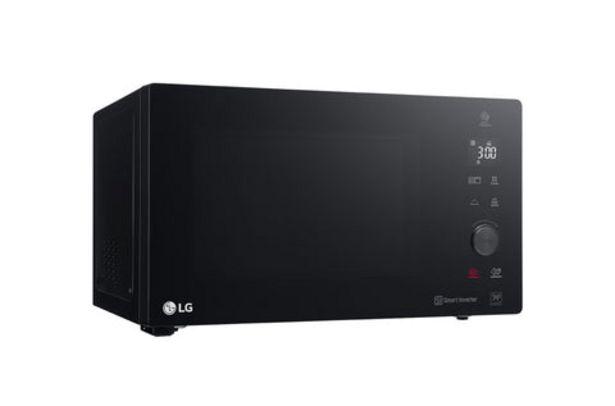 Oferta de Microondas LG NeoChef MH7265DPS 32L Preto por 305€