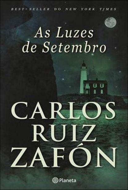 Oferta de Livro Carlos Ruiz Zafón - As Luzes de Setembro por 15,98€