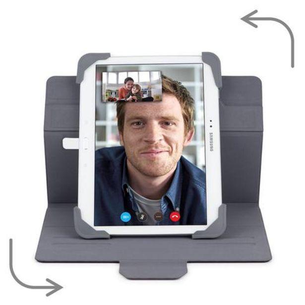 "Oferta de Capa Tablet Targus Pro-Tek Rotating Universal 9"" / 10"" Azul por 29,99€"