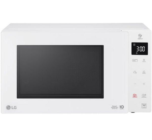 Oferta de Microondas LG NeoChef Pro 4em1 MH6336GIH 23L por 149€