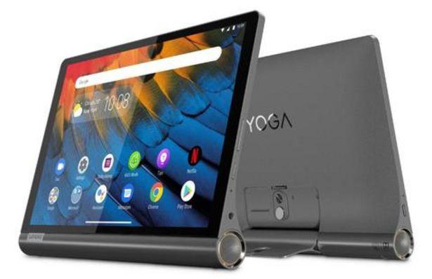 Oferta de Tablet Lenovo Yoga Smart Tab YT-X705F - 10.1'' 64GB 4GB RAM Octa-core por 265€