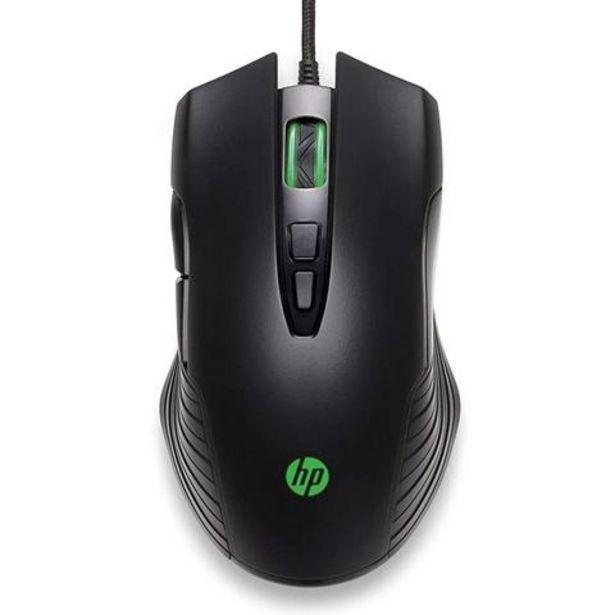Oferta de Rato Gaming HP X220 Retroiluminado 3600 DPI por 18,99€