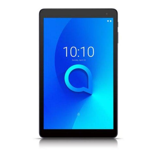 "Oferta de Tablet Alcatel 1T Preto - 10"" 16GB 1GB RAM Quad-core por 84€"