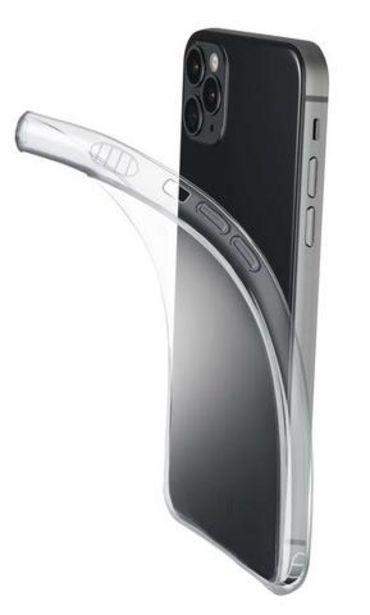 Oferta de Capa Cellularline iPhone 12 Pro Max Fine Transparente por 12,95€