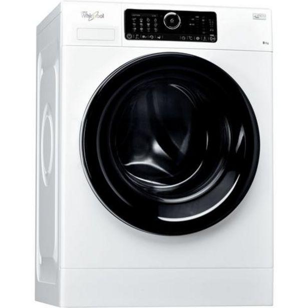 Oferta de Máquina Lavar Roupa Whirlpool FSCR 80430 8KG 1400RPM Classe A+++ por 429€