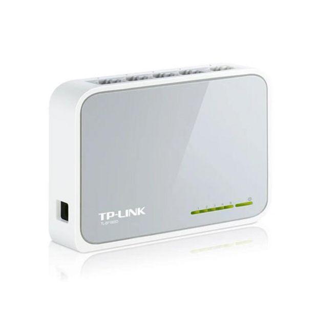 Oferta de Switch TP-Link TL-SF1005D 10/100 5 portas por 9,99€