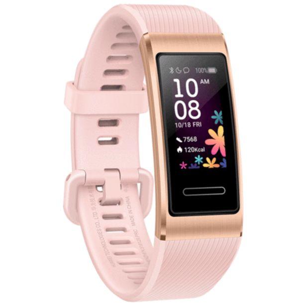 Oferta de SmartBand Huawei Band 4 Pro Rosa por 49,99€