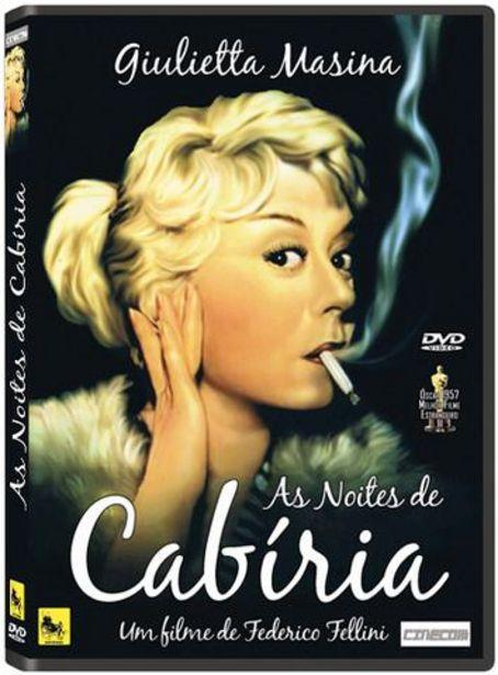 Oferta de DVD As Noites De Cabiria Redicao por 1,99€