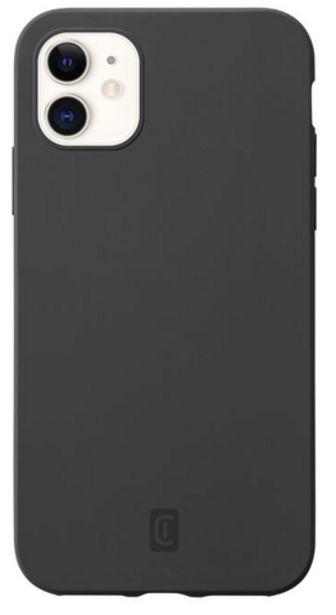 Oferta de Capa Cellularline iPhone 12 Mini Sensation Preto por 22,95€
