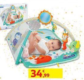 Oferta de Brinquedos bebé clementoni por 34,99€