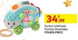 Oferta de Brinquedos bebé por 34,99€