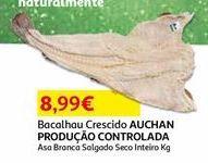 Oferta de Bacalhau por 8,99€