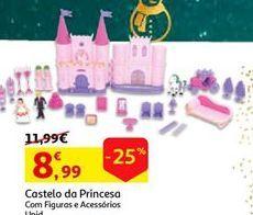 Oferta de Castelo de brinquedo por 8,99€