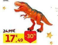 Oferta de Dinossauros por 17,49€