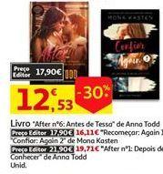 Oferta de Livros por 12,53€