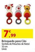 Oferta de Brinquedos para cães por 7,99€