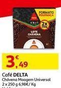 Oferta de Café Delta por 3,49€