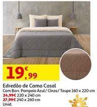 Oferta de Edredom por 19,99€