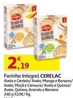 Oferta de Farinha Cerelac por 2,19€