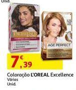 Oferta de Coloração L'Oréal por 7,39€