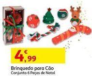Oferta de Brinquedos para cães por 4,99€