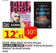 Oferta de Livros por 12,51€