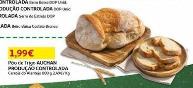Oferta de Pão por 1,99€
