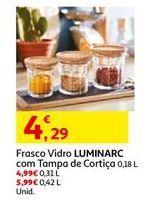 Oferta de Frasco Luminarc por 4,29€