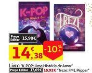 Oferta de Livros por 14,38€