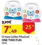 Oferta de Brinquedos bebé por 7,49€