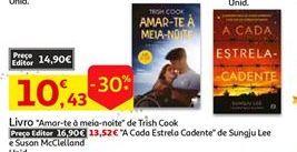 Oferta de Livros por 10,43€