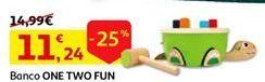 Oferta de Brinquedos bebé por 11,24€