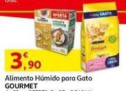 Oferta de Ração para gatos Gourmet por 3,9€