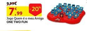 Oferta de Brinquedos interativos por 7,99€
