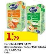 Oferta de Farinha Hero por 1,79€