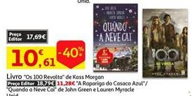 Oferta de Livros por 10,61€