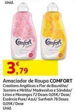 Oferta de Amaciador Comfort por 3,79€