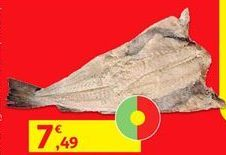 Oferta de Bacalhau por 7,49€