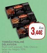 Oferta de Chocolates por 3,44€