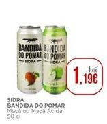 Oferta de Sidra Bandida do Pomar por 1,19€