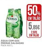 Oferta de Água Pedras por 2,92€
