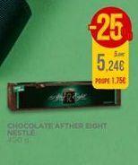 Oferta de Chocolates Nestlé por 5,24€