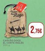 Oferta de Carvão El Corte Inglés por 2,75€